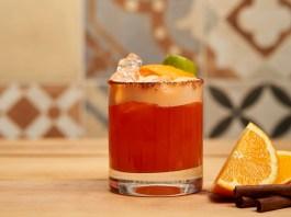 Cazadores pumpkin spice margarita cocktail recipe