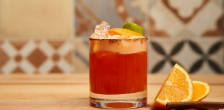 Cazadores pumpkin spice margarita cocktail recipe