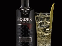 Brockmans Gin & Ginger cocktail recipe