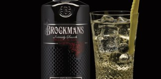 Brockmans Gin & Ginger cocktail recipe