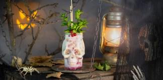 The Bitter Truth Bloody Daiquiri Shake cocktail recipe halloween