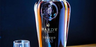 Legends of Hardy Cognac cocktail competition