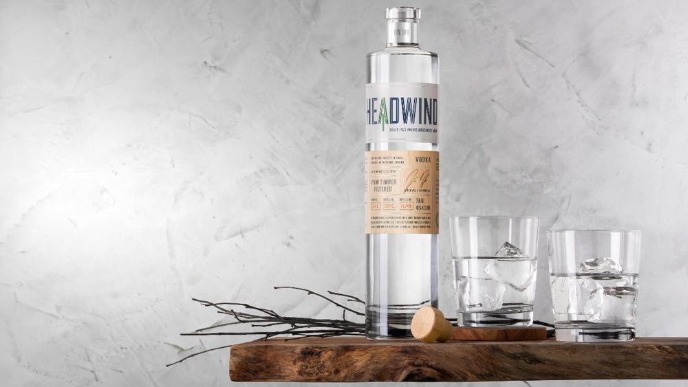 Headwind Vodka, New Craft Spirit from The Pacific Northwest ...