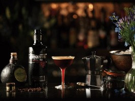 Brockmans Gin Mocha Martini cocktail recipe