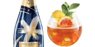 Chandon Harvest Punch cocktail recipe