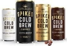 cafe agave spiked cold brew