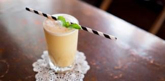 Bible Club Fernet Egg Cream Soda cocktail recipe