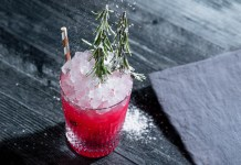 Beefeater Cranberry Bramble cocktail recipe