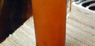 Red Chelada cocktail recipe