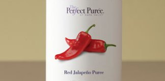 Red Jalapeño Puree The Perfect Purée