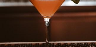 Katsuya Hollywood Santa Spice cocktail recipe
