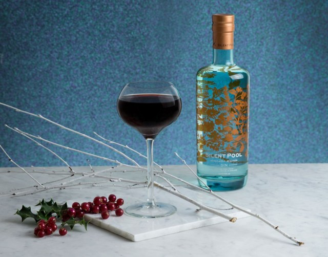 Silent Pool Gin Christmas cocktail recipe