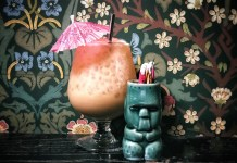 Swords & Monkeys Ten to One Rum cocktail recipe