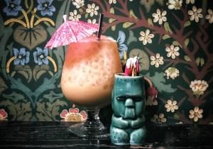 Swords & Monkeys Ten to One Rum cocktail recipe