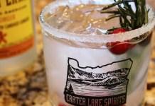 Crater Lake Spirits Under the Mistletoe cocktail recipe