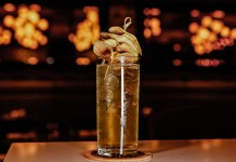 Trademark Taste + Grind Spiced Hollywood Mule cocktail recipe