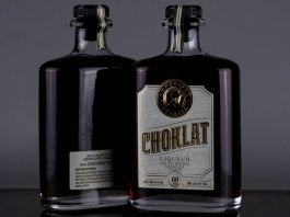"Lonerider Spirits Lonerider Brewing Company ""Choklat"""