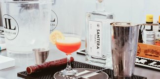 Guayaba Margarita cocktail recipe