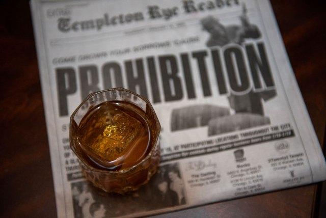 Templeton One Century Old Fashioned cocktail recipe