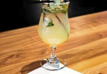 Guy Fieri's Caliente Margarita cocktail recipe