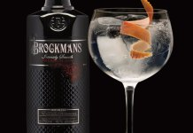 Brockmans Gin & Tonic cocktail recipe