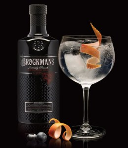 Brockmans Gin & Tonic cocktail recipe