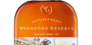 Woodford Reserve 2020 Kentucky Derby Bottle