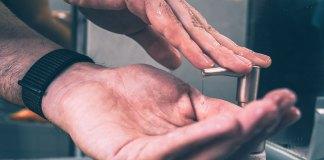 discus hand sanitizer