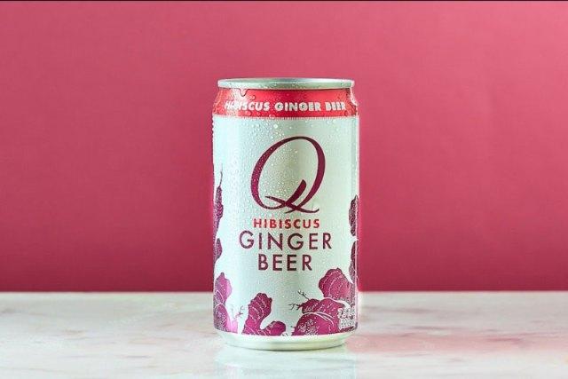 Q Mixers Hibiscus Ginger Beer