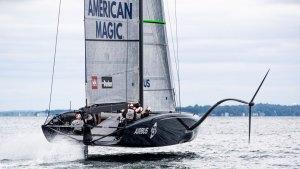 regatta craft mixers New York Yacht Club American Magic