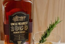 uncle nearest Lucky No. 1856 cocktail recipe