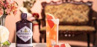 Hendrick's Gin Pocket Full of Posies cocktail recipe
