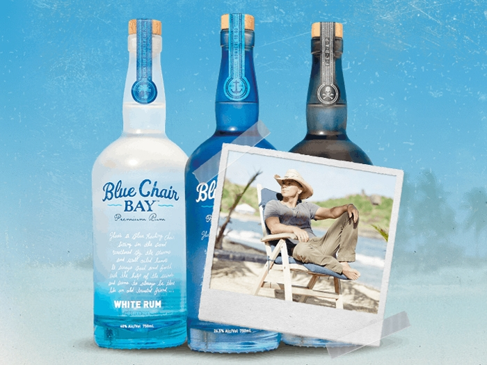 Miraculous Blue Chair Bay Rum Launches Sampling Tour Bar Business Uwap Interior Chair Design Uwaporg