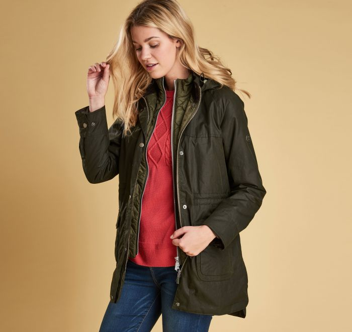 barbour mablethorpe waxed cotton