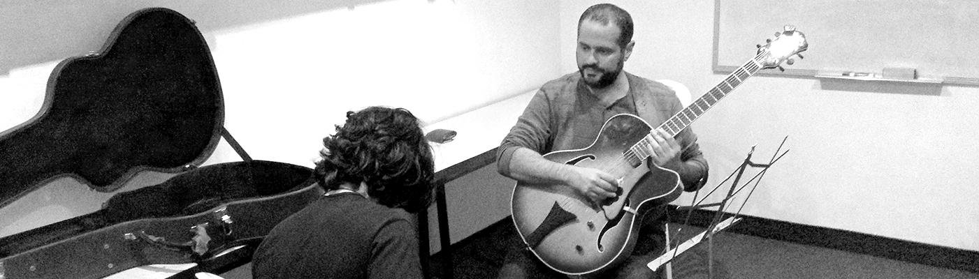 Pedro Barboza - Clases Particulares de Guitarra - EiM Escuela Itinerante de Música