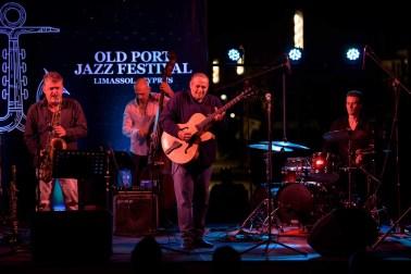 Pedro Barboza Quartet at Limassol, Chipre 2017