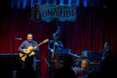 Pedro Barboza Trio- con Bam Rodriguez y Franco Pinna at Bonafide NY 2018