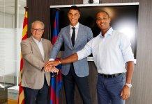 Mbuyamba FC Barcelona