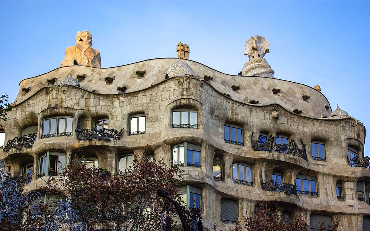Casa Mila Tickets Barcelona  Skip the line tickets from 22 for 2019