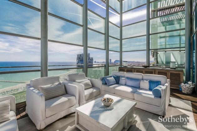 The best penthouse in Diagonal Mar | Diagonal Mar, Barcelona