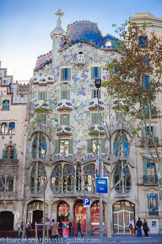 Casa Batll  Antoni Gaud