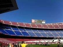 Camp Nou stands