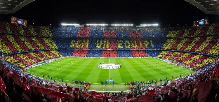 Image result for image of Camp Nou