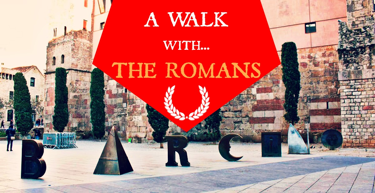 Walk in the footsteps of Barcelonas Romans on this route