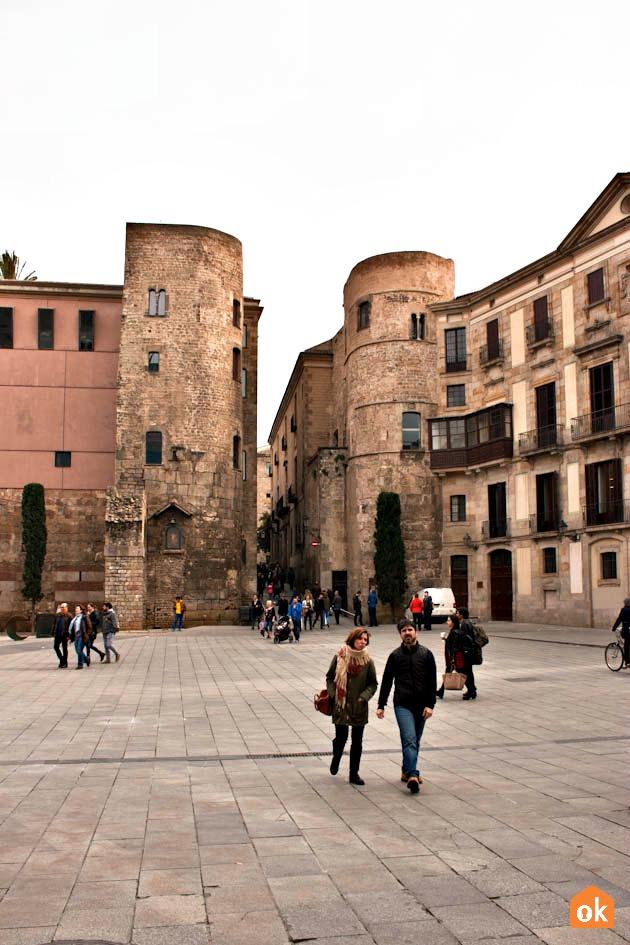 Descubre la Barcelona Romana siguiendo esta ruta