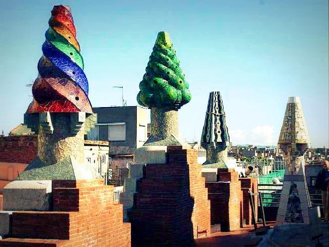 Guida alla Scoperta della Barcellona di Gaud  Giorno 1