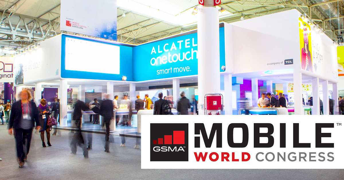 Resultado de imagen de world mobile congress 2018