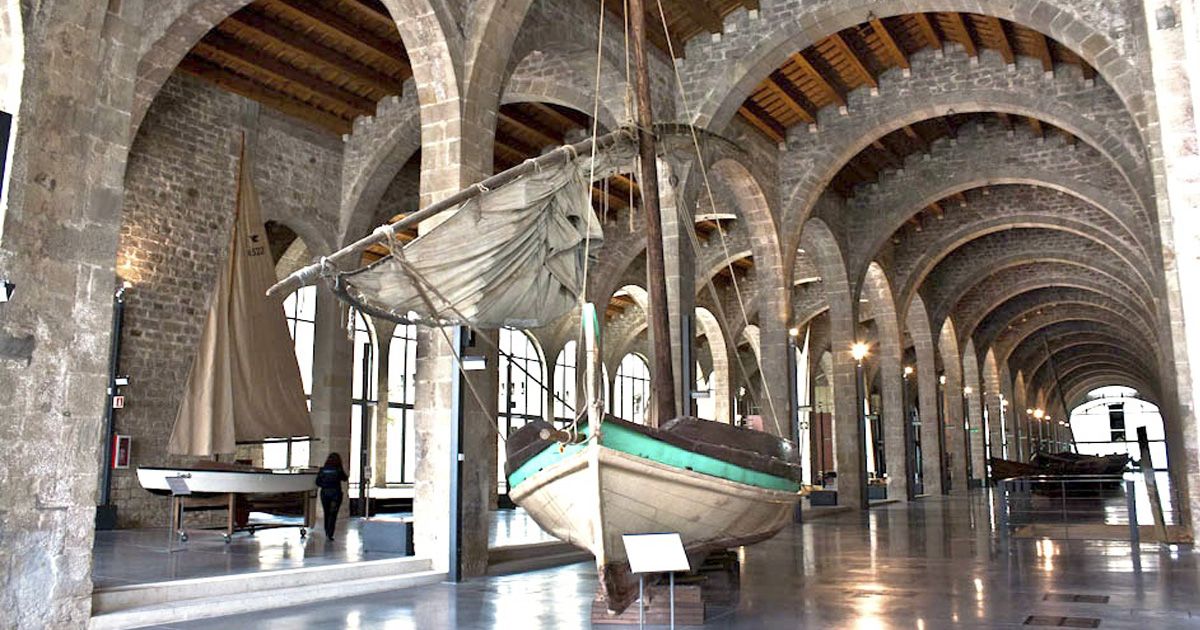 A guide to Barcelonas Maritime Museum  Seaside culture
