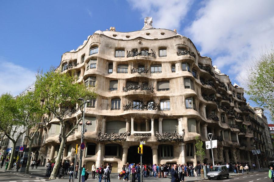 La Pedrera  Barcelona Connect