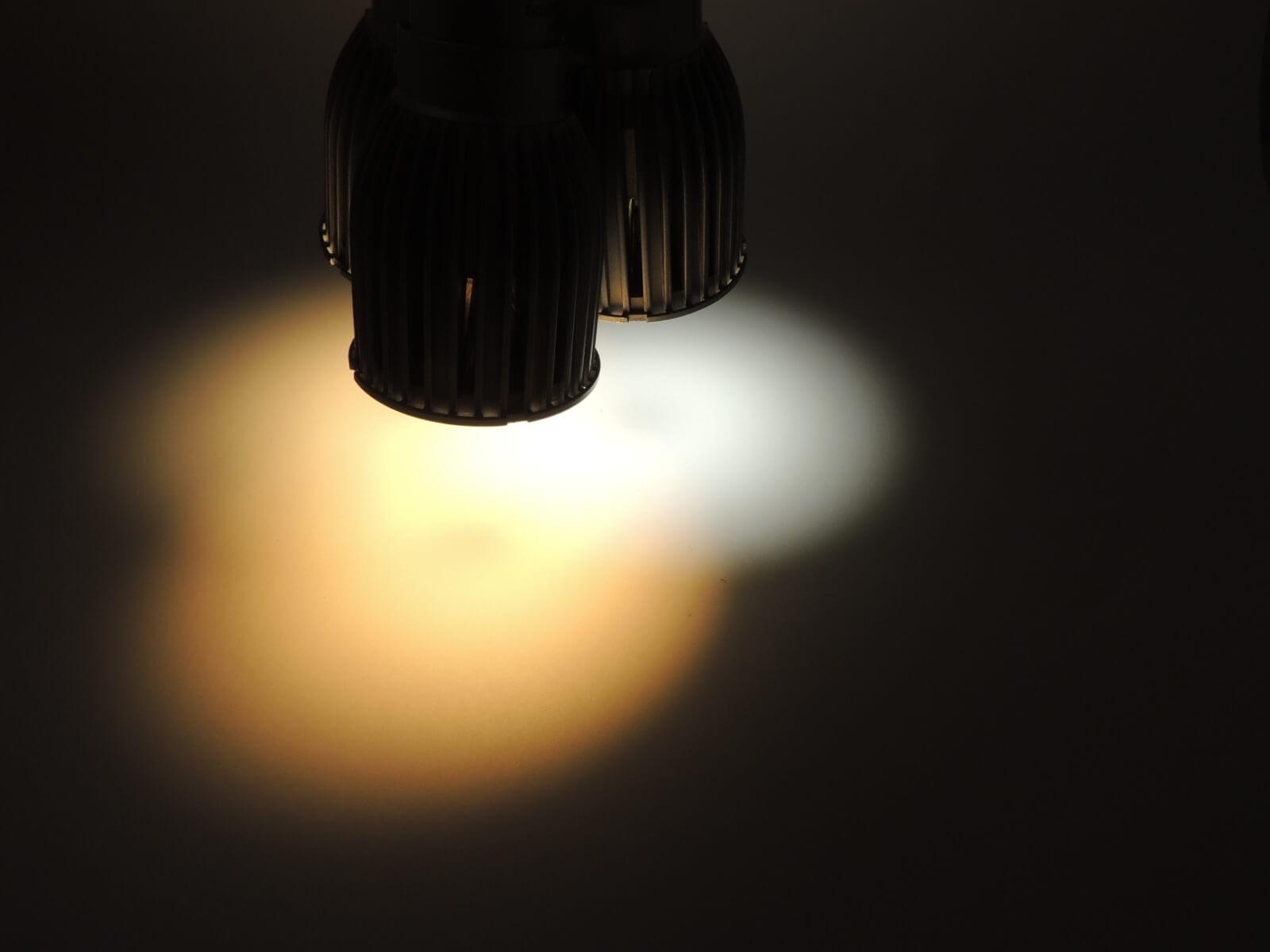 Luz LED Clida Fra o Neutra Ilumina segn el ambiente